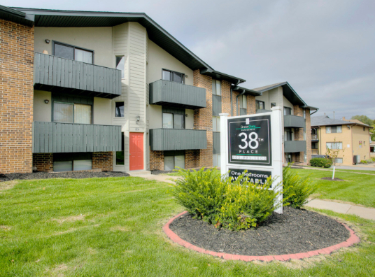 38th Place Apartments
