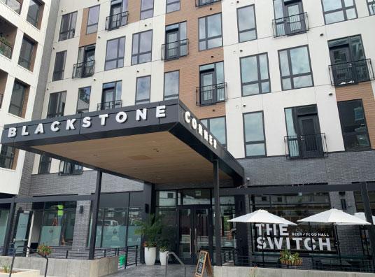 Blackstone Corner Apartments