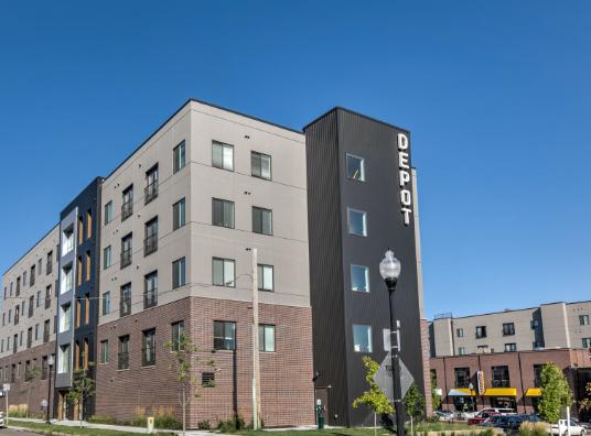 Blackstone Depot Apartments