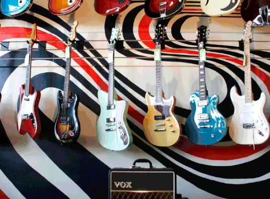 Ground Floor Guitar